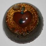 Orgonite 7,5 cm diameter