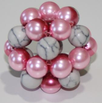 """Pentagon Perlgonit 5 cm """"Energie"""" Ball"""