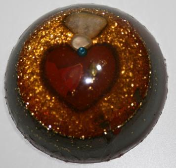 Orgonit 7,5 cm Durchmesser